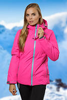 Куртка Freever женская  малиновая 6302