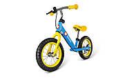 Велосипед Беговел Lionelo Lo-dex blue + шлем в ПОДАРОК!