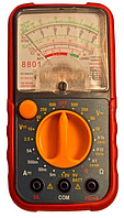 Мультиметр стрелочный 8801 MS