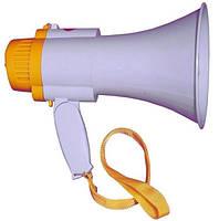Мегафон ручной HW-8C, усилитель звука, фото 1