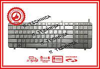 Клавиатура HP HDX X18 9J.N0L82.L0R серебристая