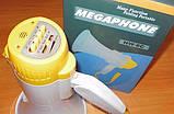 Мегафон ручной HW-8C, усилитель звука, фото 3