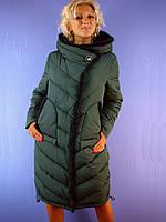 Зимняя женская парка / зимнее пальто Hailuozi  027 (XL-5XL) DEIFY, PEERCAT, SYMONDER, COVILY, DECENTLY