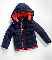 Зимняя куртка на мальчика 1,2,3,4,5,6 лет!