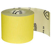 Бумага шлифовальная Klingspor PS 30 D в рулоне P180 115 мм х 50 м (52661)