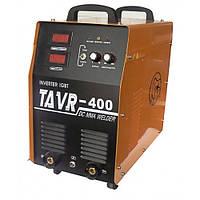 Сварочный инвертор TAVR-400 с пультом ДУ IGBT MMA