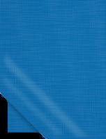 """Ежедневник датированный 2017 год, А5, серия """"Light"""" ТМ Аркуш  арт.27105, насыщенно-голубой"""