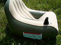 Надувное кресло для отдыха + насос ( Германия )
