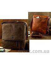 Wild Мужская кожаная сумка ручной работы Wild 788-CBH
