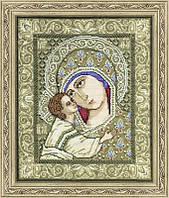 Набор для вышивания крестом «Богоматерь Игоревская» (829), Риолис