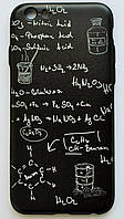 Чехол на Айфон 6/6s White Knights рифленый Пластик Формулы, фото 1