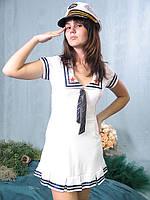Морячка - взрослый карнавальный костюм