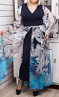 """Вечернее платье большого размера """"Лили"""""""