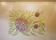 Барельеф, декоративная штукатурка стен