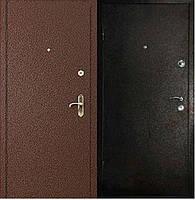 Молот-С2 (Двойная молотковая покраска + 2 замка). Входные металлические двери