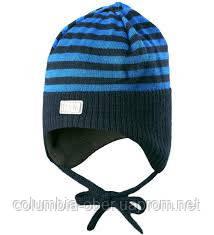 Зимняя шапка для мальчика Lassie by Reima 718697 - 6990. Размер XХS,  XS.