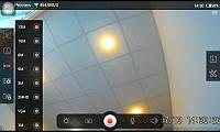 Автомобильный видеорегистратор My Way Uni-03 EN стилизированный под датчик дождя