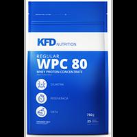 KFD - Regular WPC 80, 750 g, Ваниль