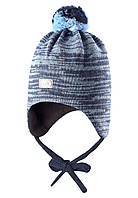Зимняя шапка для мальчика Lassie by Reima718693-6740. Размер XS.