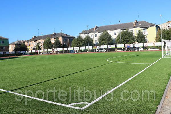 Штучна трава для футболу 40-50-60 мм