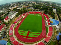 """Стадион """"Авангард"""" г. Луцк"""