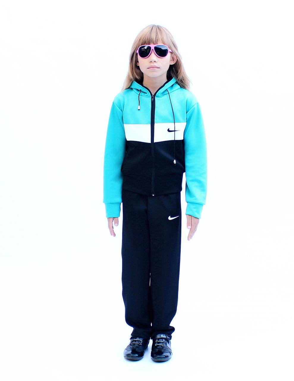 Спортивный костюм на заказ трикотажный детский - качественный стрейч-эластан