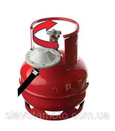 регулятор давления газа