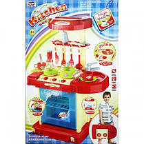 """Игровой набор """"Кухня в чемодане""""   008-58А, фото 3"""