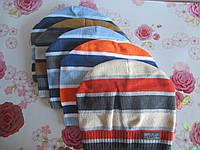 """Детская шапка """"Style JP"""" на мальчика. Разные цвета. Оптом., фото 1"""
