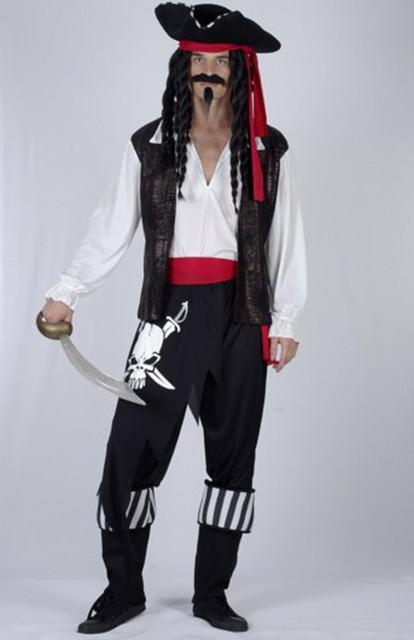 Пират - взрослый карнавальный костюм