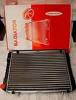 Радиатор 3302 3-х р.штыри Aurora алюминиевый