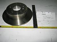 Диск тормозной задний OPEL Vectra, SAAB 9000 BREMBO  08.5879.10