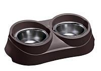 Кормушка для собак  DUO FEED 05 ferplast