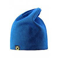 Зимняя шапка для мальчика Lassie by Reima 728694 - 6510. Размер S, М и L., фото 1