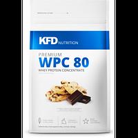 KFD - Premium WPC 80, 700 g, Белый шоколад-малина