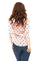 Женская рубашка  POLO в пяти цветах