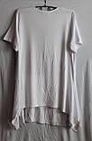 Туніка-плаття жіноче 2234 Білий, фото 5