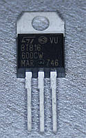 Cимистор BTB16-600CW (TO-220AB)