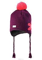 Детская зимняя шапка для девочки Lassie by Reima 728698 - 4890. Размер S., фото 1
