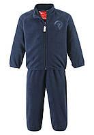 Флисовый костюм для мальчика Reima Etamin 516268-6980. Размер 74 - 98.