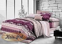 Двуспальные комплекты постельного белья ранфорс стиль