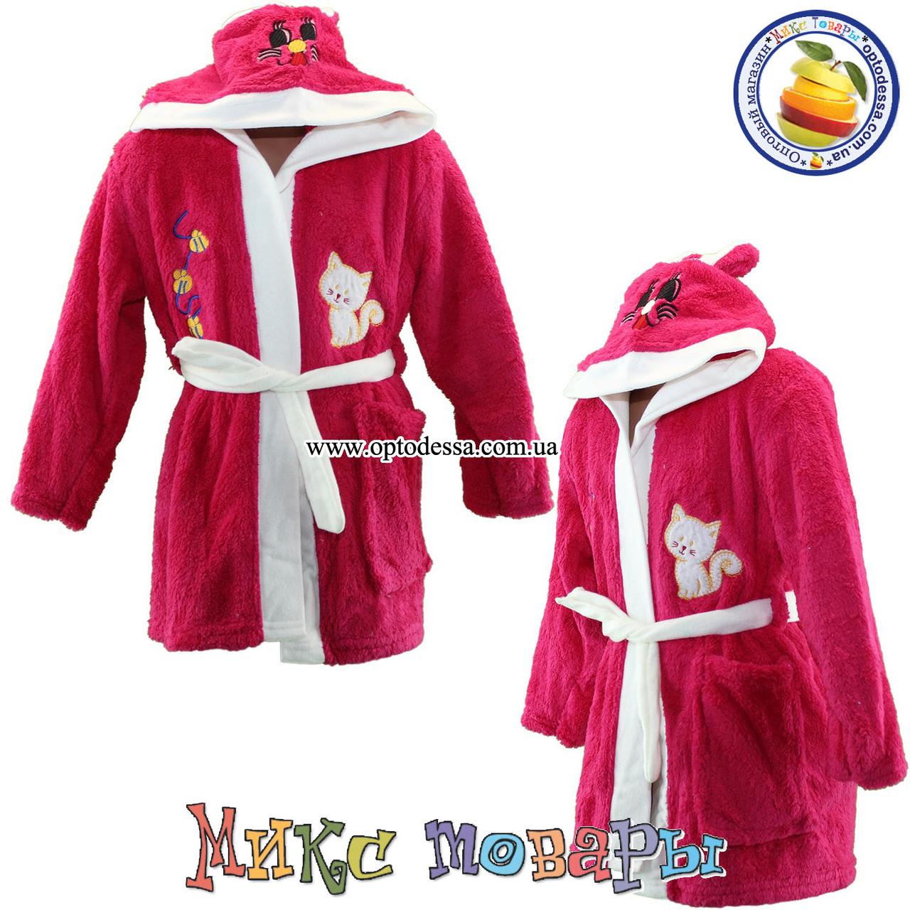 a64740c4f2d14 Детские махровые халаты от 5 до 8 лет (4893-1), цена, купить в ...