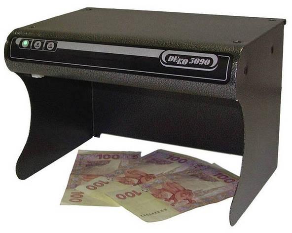 ДЕКО-5070 Ультрафиолетовый детектор банкнот, фото 2