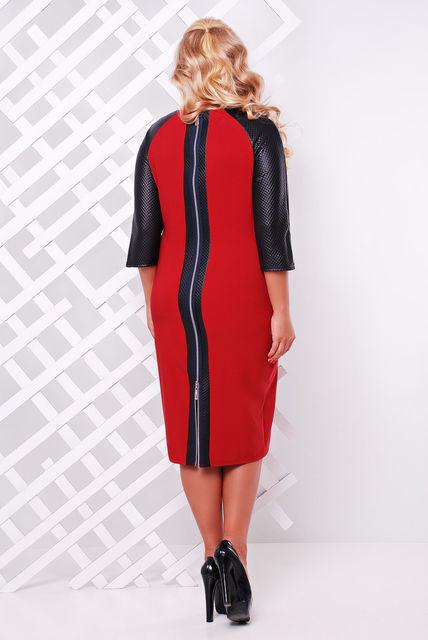 5d6843120f53319 Модное красное платье от 50р.: продажа, цена в Николаеве. платья ...