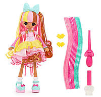 Кукла Lalaloopsy Girls Crazy Hair Scoops Waffle Cone