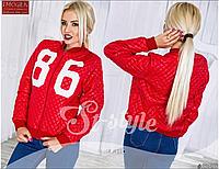 Стильная женская куртка ,норма 42+, ST-Style