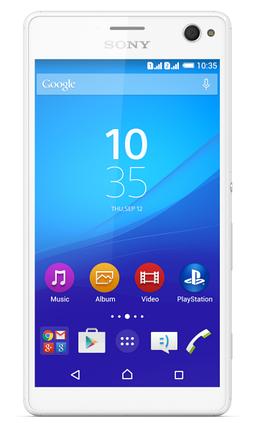 Мобильный телефон Sony Xperia C4 E5333 White, фото 2