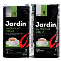 "Кофе jardin ""Americano creme"" 250гр"