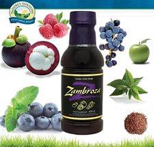 Замброза-мощный антиоксидант! Экзотический фруктово-ягодный напиток укрепит иммунитет!