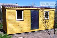 Домик для дачи, вагончик жилой, домик из блок хауса